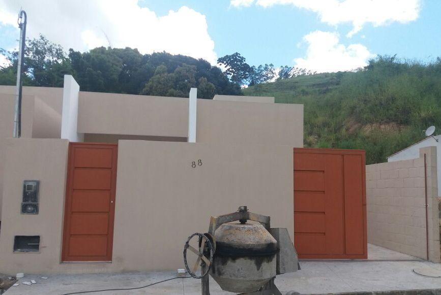 VD 134 – Casa Nova 2/quartos na Laje