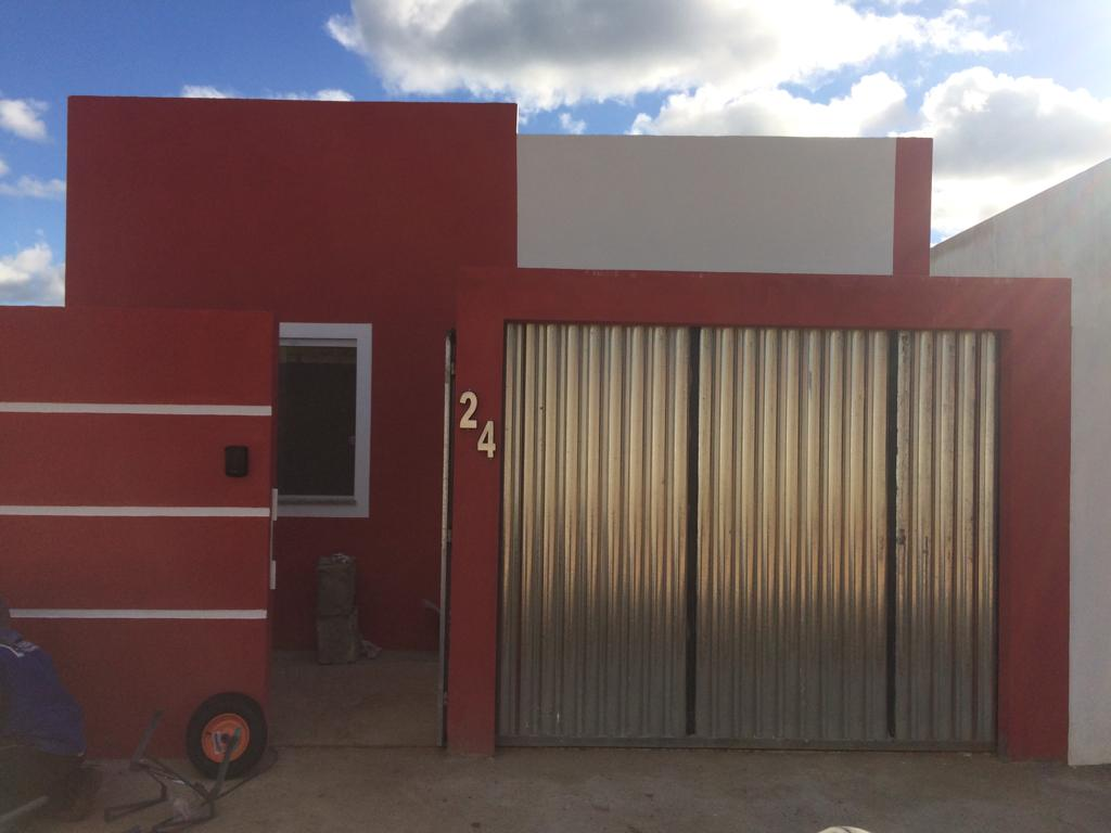 VD 242 – Casa nova com 2/4